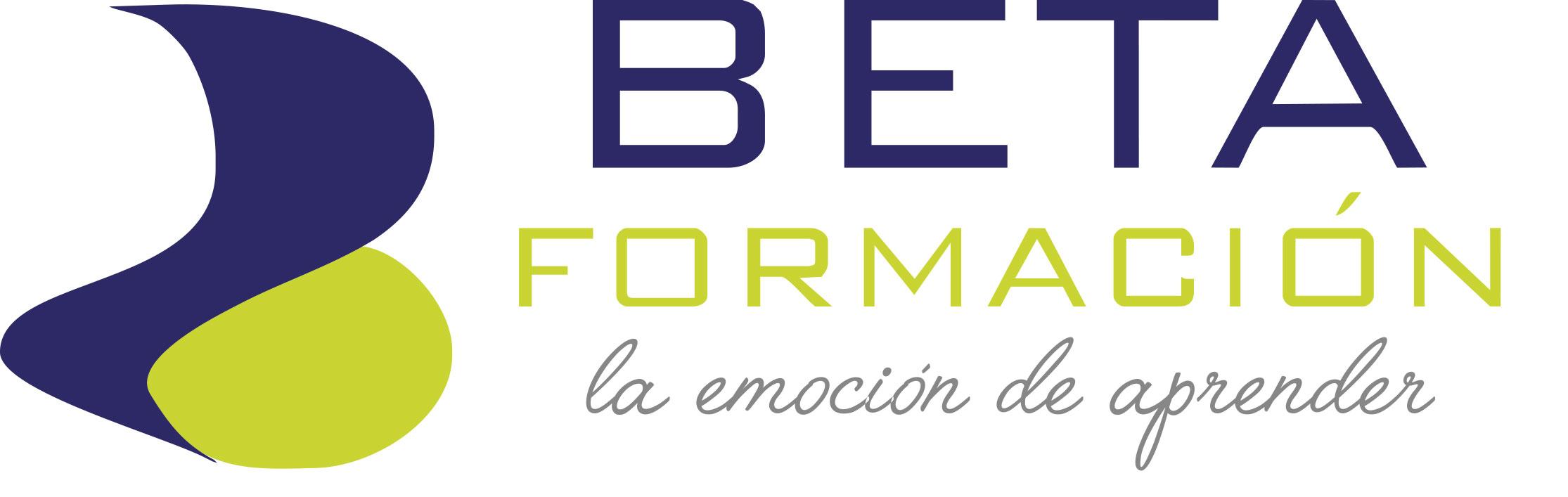 Logo BETA y acceso a su web